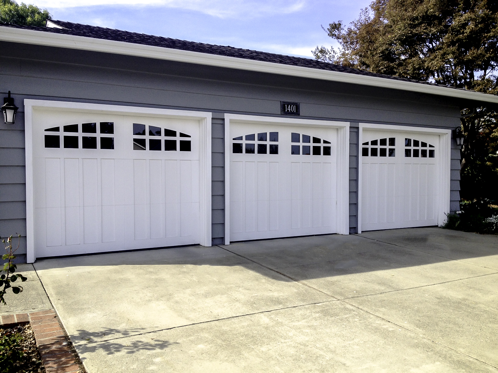 how doors memphis in door sales to dixie installs paint garage simple and rw